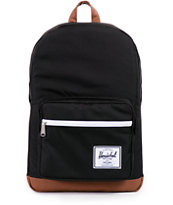 Herschel Supply Pop Quiz Mid Black 20L Backpack