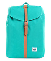 Herschel Supply Post Green 15L Mid-Volume Backpack