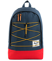 Herschel Supply Quarry Navy & Red Backpack