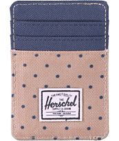 Herschel Supply Raven Cardholder Wallet
