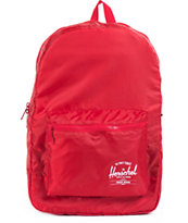 Herschel Supply Red Packable Backpack