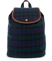 Herschel Supply Reid Watch Plaid 16L Backpack