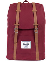 Herschel Supply Retreat Windsor Wine 22.5L Backpack