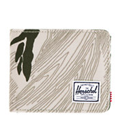 Herschel Supply Roy Geo Bifold Wallet