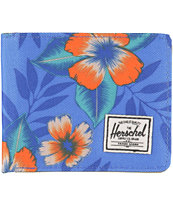 Herschel Supply Roy Paradise Bifold Wallet