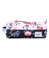 Herschel Supply Settlement Floral Pencil Case
