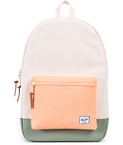 Herschel Supply Settlement Natural & Mango 11L Backpack