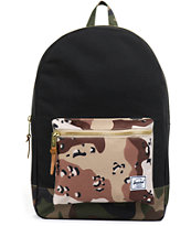Herschel Supply Settlement Woodland & Desert Camo Backpack