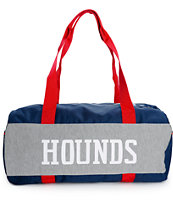 Herschel Supply Sutton Hounds Navy 25.5L Duffle Bag