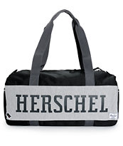 Herschel Supply Sutton Hounds black 25.5L Duffle Bag
