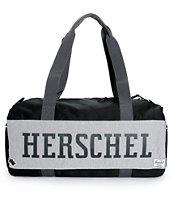 Herschel Supply Sutton Hounds black 25.5L Duffle Bag