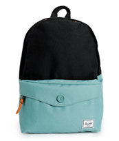 Herschel Supply Sydney Black & Seafoam 14L Backpack