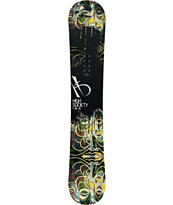 High Society Freeride Twin 159CM Wide 2014 Snowboard