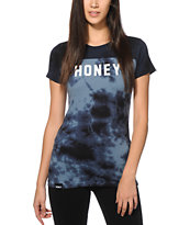 Honey Brand Co. Glazed Tie Dye T-Shirt