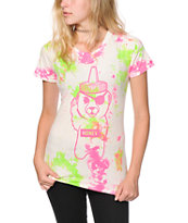 Honey Brand Co. LL Spot Tie Dye T-Shirt