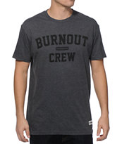 Hoonigan Burnout Crew T-Shirt