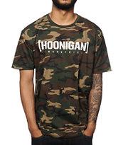 Hoonigan Industries Camo T-Shirt