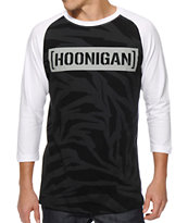 Hoonigan Ken Block Baseball T-Shirt