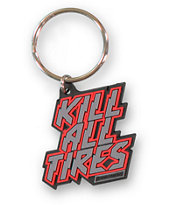 Hoonigan Kill All Tires Keychain