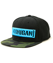 Hoonigan RaptorTrax C-Bar Snapback Hat