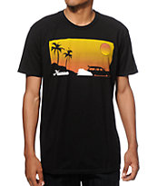 Hoonigan Sunset Wagon T-Shirt