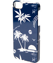 Huf X Incase Hawaiian Blue iPhone 5 Case