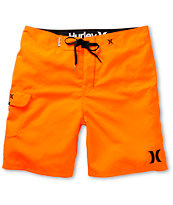Hurley One & Only Orange 19 Board Shorts