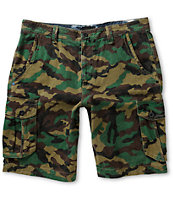 Hurley One and Only Camo Cargo Shorts