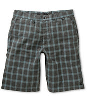 Hurley Recycler Black Stripe Shorts
