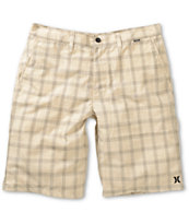 Hurley Recycler Grey Stripe Shorts