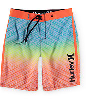"Hurley Scallops 21"" Board Shorts"