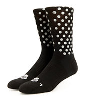 ICNY OG Reflective Dot Crew Socks