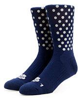 ICNY OG Reflective Dot Crew Socks