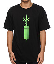 IDCA Pot Leaf Pipe T-Shirt