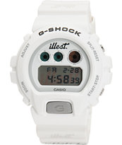 Illest x G-Shock DW-6900 White Digital Watch