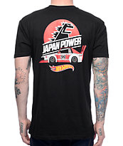 Illest x Hot Wheels Japan Black T-Shirt