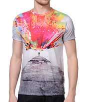 Imaginary Foundation 3 Point Sublimated Tee Shirt