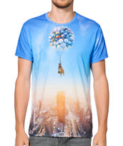 Imaginary Foundation Air Born Sublimated Tee Shirt