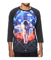Imaginary Foundation Archetype Sublimated Baseball T-Shirt
