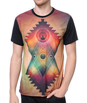 Imaginary Foundation Diamond Sublimated Tee Shirt