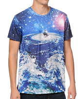 Imaginary Foundation Edge Of The World Sublimated Tee Shirt