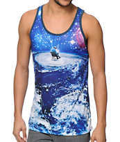 Imaginary Foundation Edge Of Tomorrow Sublimated Tank Top