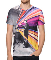 Imaginary Foundation Expressionist Sublimated Tee Shirt