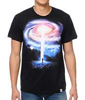 Imaginary Foundation Heros Journey Black T-Shirt