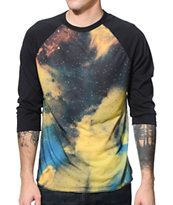 Imaginary Foundation Liquid Sublimated Baseball Tee Shirt