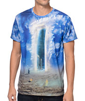 Imaginary Foundation Lost Worlds Sublimated Tee Shirt
