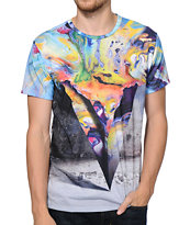 Imaginary Foundation Prism Sublimated Tee Shirt