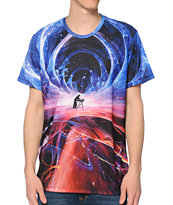 Imaginary Foundation Stargate Sublimated Tee Shirt