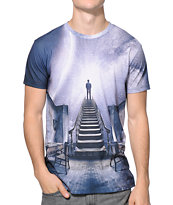 Imaginary Foundation Stargazer Sublimated Tee Shirt