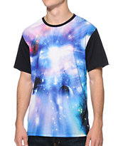 Imaginary Foundation Supernova Sublimated Tee Shirt